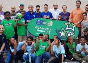 Generation Amazing's unique football for development