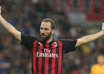 Gattuso urges Higuain to be less predictable with his movement