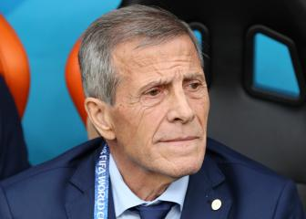 Long-serving Tabárez signs four-year Uruguay extension