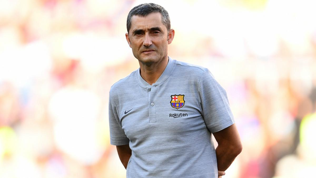 Valverde not ready to consider Barca contract extension