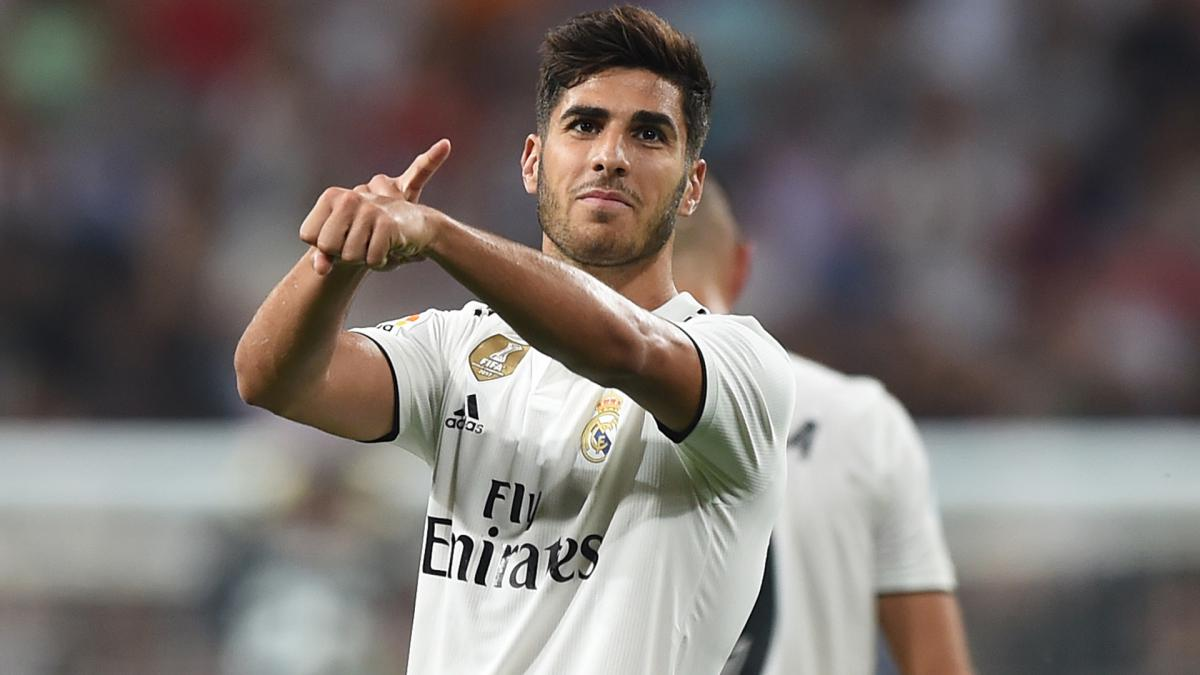 Ballon d'Or not a focus for Asensio