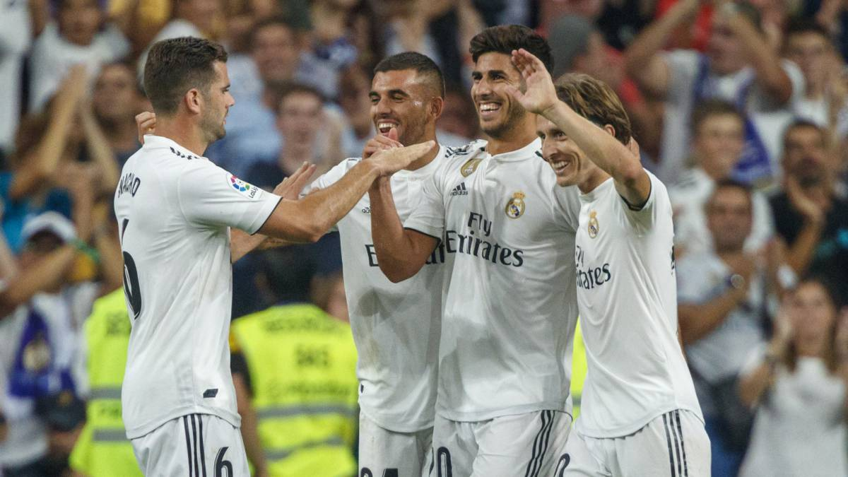 Real Madrid round-up: Espanyol, Odriozola, Benzema, Ramos...