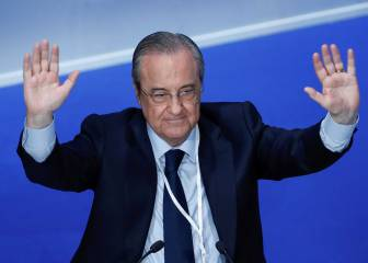 Pérez's €575 million debt plan for Bernabéu revamp approved