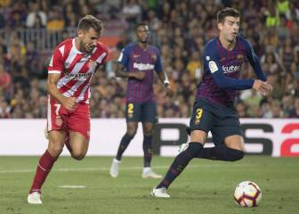 Barça and Girona share the spoils in back and forth affair