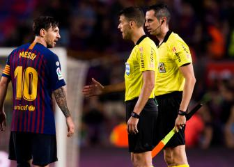 Valverde bewildered by Lenglet red card, questions VAR