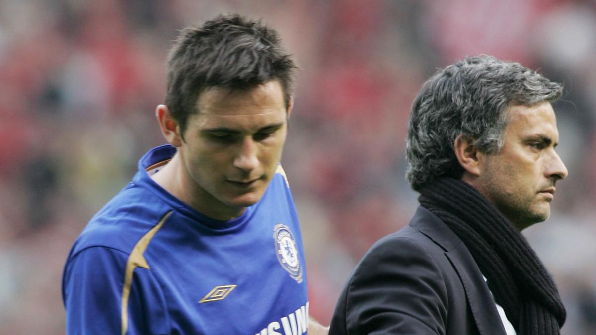 Mourinho will spawn lots of managers - Lampard