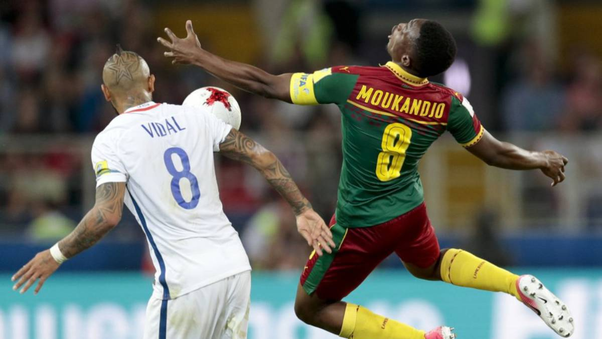 Cameroon captain Benjamin Moukandjo announces retirement from international football