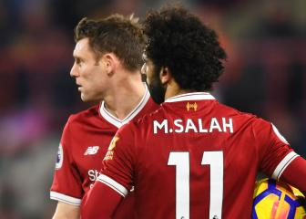 Milner pokes fun at Salah's Puskás Award win
