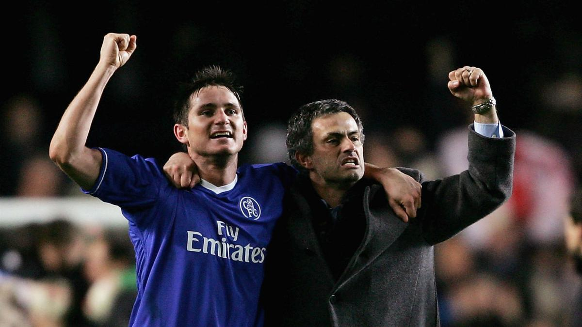 Lampard: Mourinho still a great manager