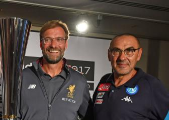Wow! Klopp hails Sarri's Chelsea transformation