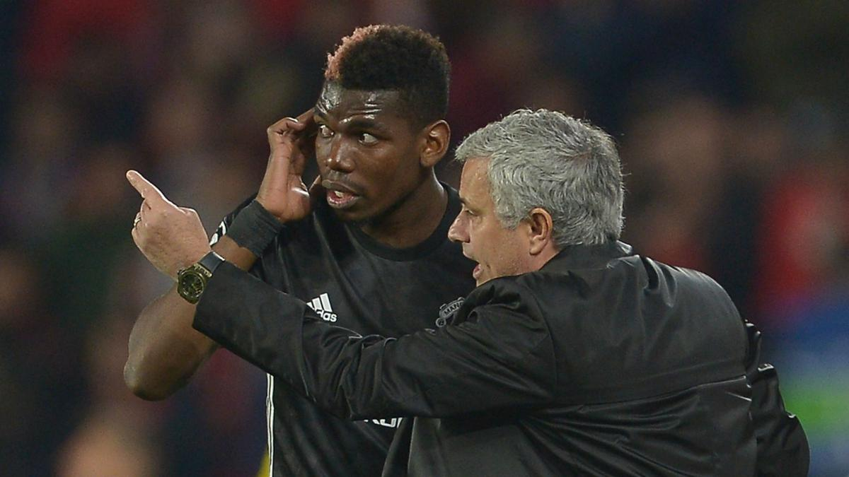 Mourinho questions his players amid reports Pogba won't captain United again