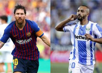 Leganés - Barcelona: How and where to watch - times, TV, online