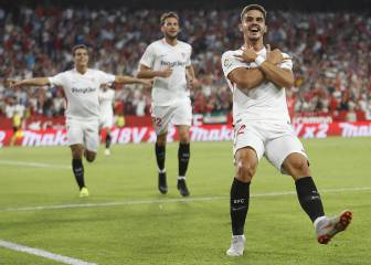 Sevilla steamroll sorry Real Madrid with first half blitz