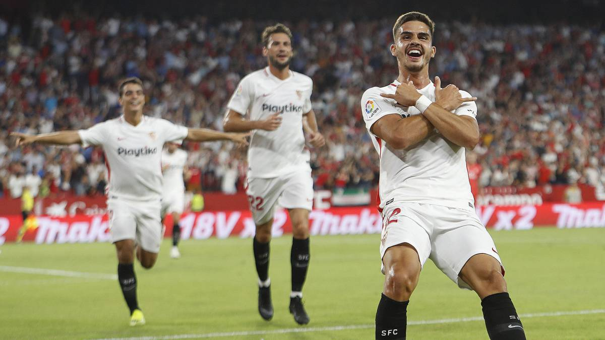 Sevilla 3-0 Real Madrid: LaLiga 2018/19, week 6