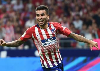 Correa signs Atlético Madrid contract to 2024