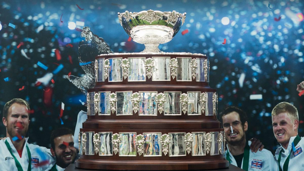 Great Britain and Argentina handed Davis Cup wildcards