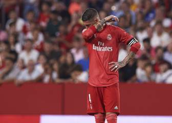 Desperation and disbelief as Madrid unravel in Seville