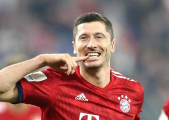 Kovac defends Lewandowski rotation after Augsburg draw