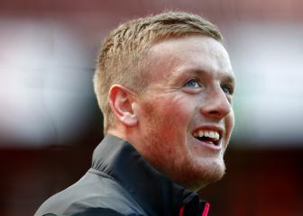 Chelsea interest never swayed me, says Everton's Pickford