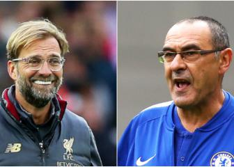Chelsea v Liverpool: the league title fight starts on Saturday