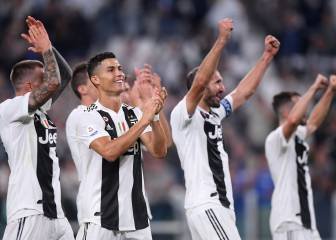 Juve juggernaut shows no sign of slowing with Napoli latest victims