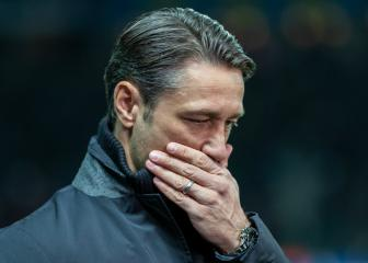 Kovac brushes off Bayern defeat: