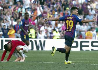 Munir saves Barça as Bilbao land a point at Camp Nou