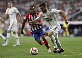Two keepers star at Bernabéu as derby ends goalless