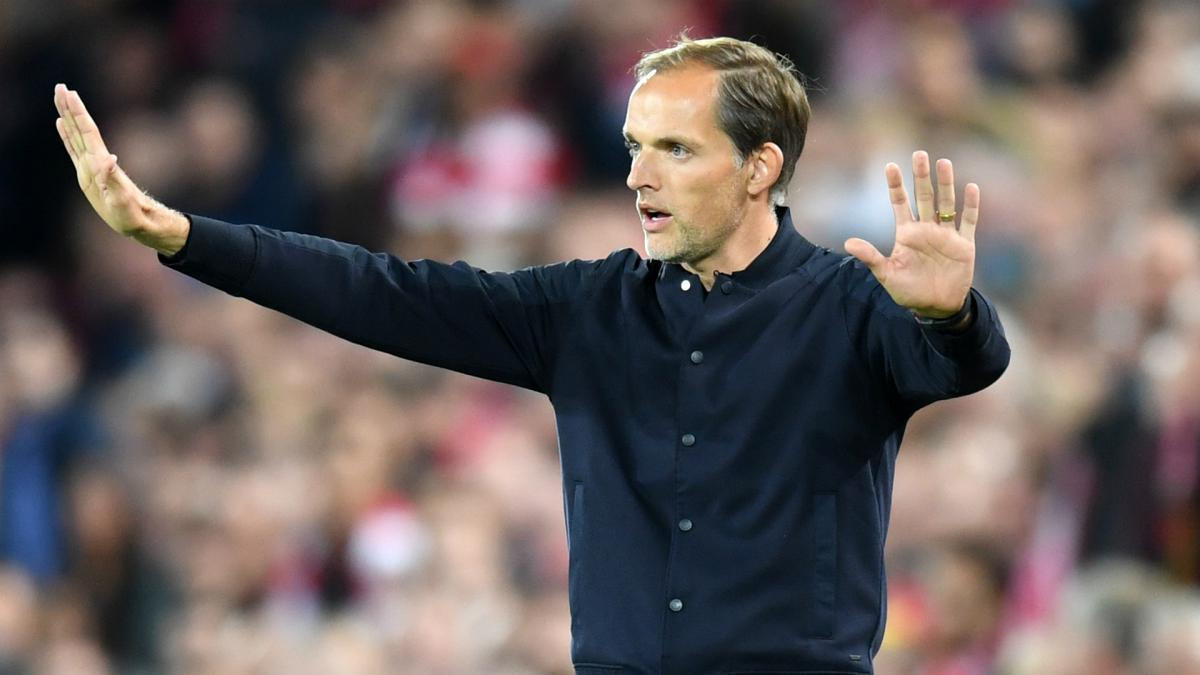 Tuchel isn't a magician – Deschamps doubts PSG's Champions League chances