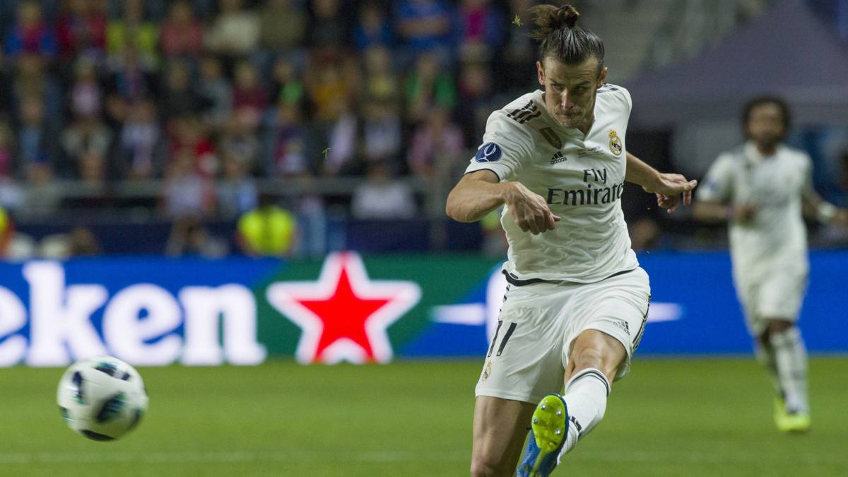 Gareth Bale not injured after scan reveals no issues