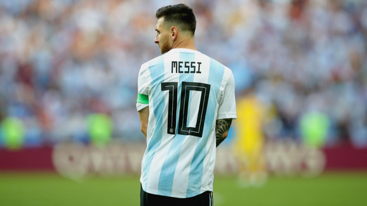 Messi should retire from Argentina duty – Maradona
