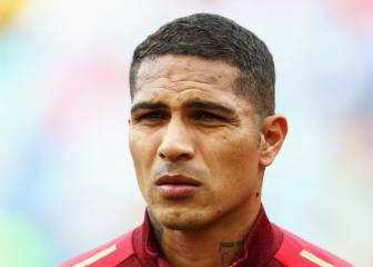 Paolo Guerrero ban upheld after latest appeal rejected