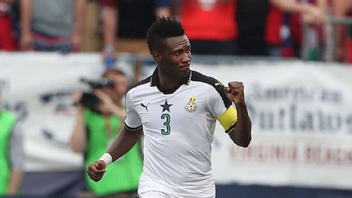 Asamoah Gyan recalled to Ghana squad
