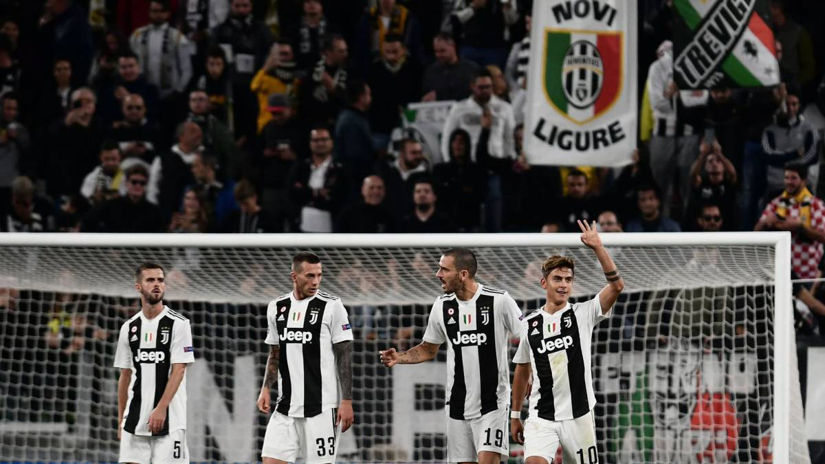 Juventus - Young Boys: as it happened, match report