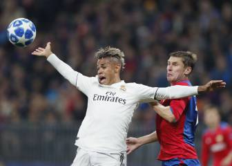 Frustrating night at Luzhniki as Real Madrid fall to CSKA