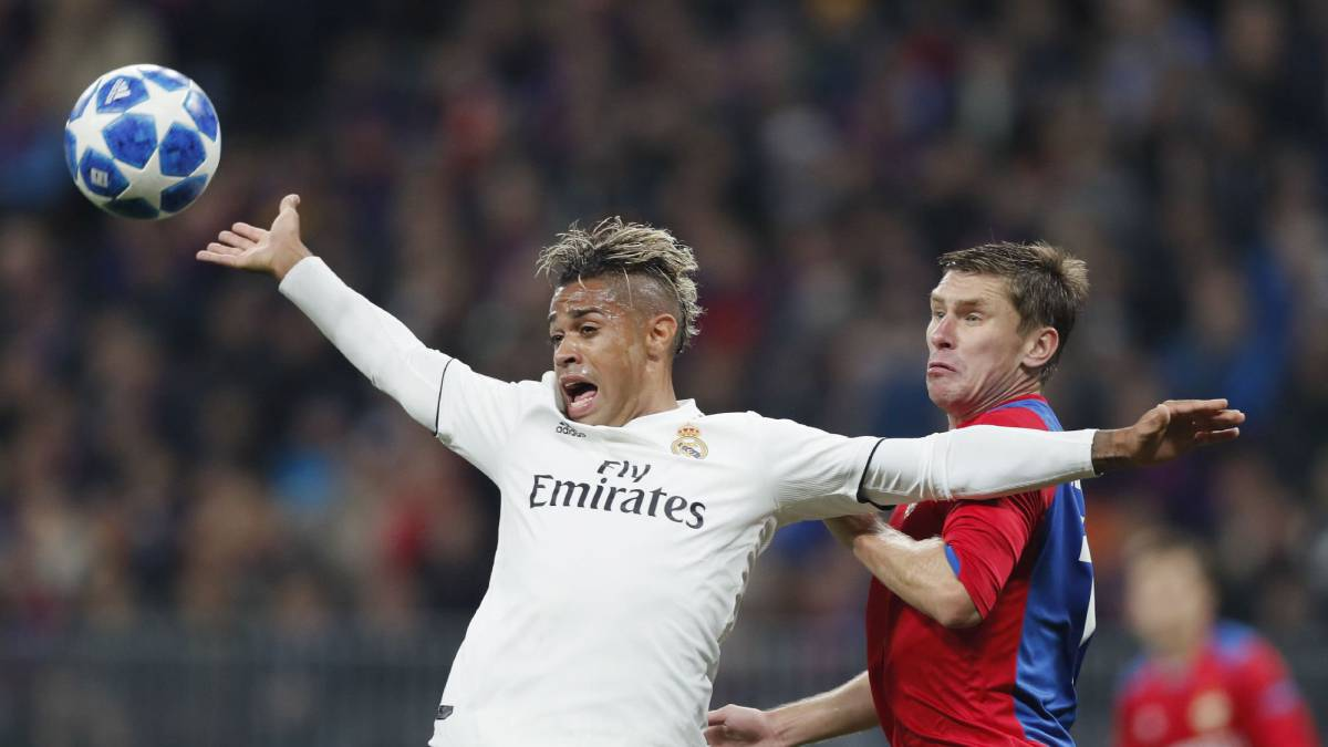 CSKA Moscow 1-0 Real Madrid: Champions League match report