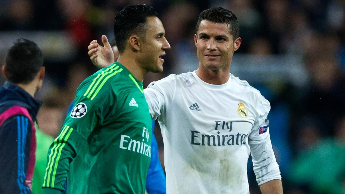 You can't cover the sun with a finger – Navas, Madrid missing Ronaldo