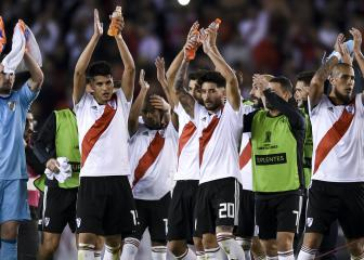 River Plate and Gremio to meet in Libertadores semi final
