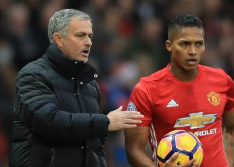 Valencia apologises for liking Instagram post calling for Mourinho to go