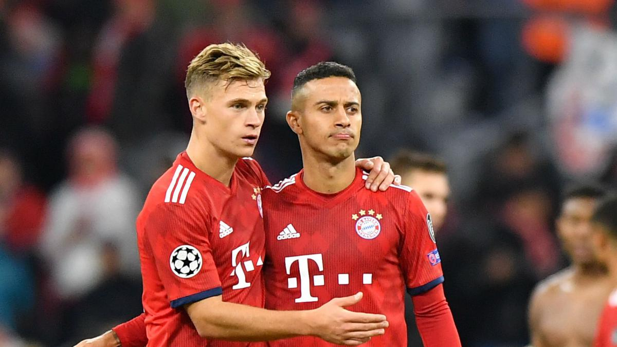 Things have to change, warns Bayern star Kimmich