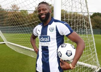 Malian winger Bakary Sako signs for West Bromwich Albion