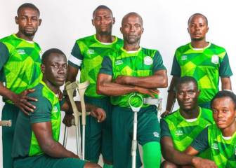 Nigerian 'Special Eagles' hoping to soar at World Cup