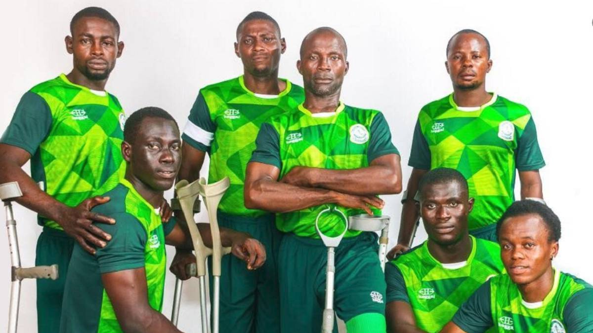 Nigeria amputee team launches crowd-fund for Mexico World Cup