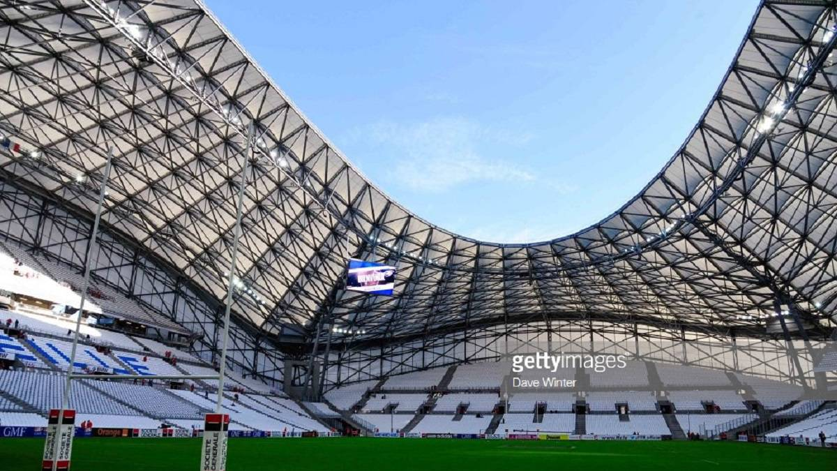 Marseille chosen to host 2020 European club finals