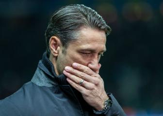 Kovac 'putting his neck on the line' with Bayern rotation
