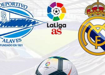 Alavés vs Real Madrid: how and where to watch