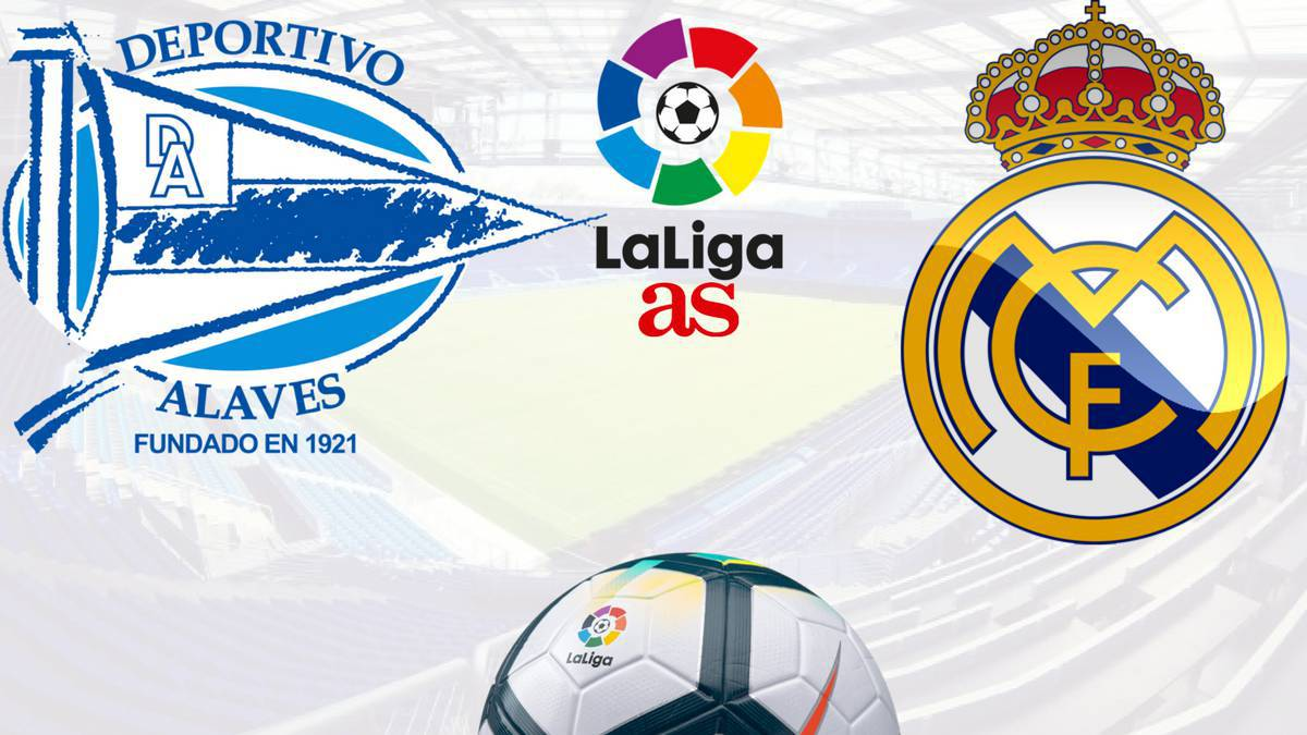 Alavés - Real Madrid: how and where to watch; times, TV, online