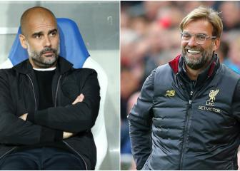 Guardiola seeks to overturn rotten Anfield record