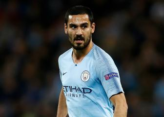 Liverpool away is Manchester City's toughest test - Gundogan