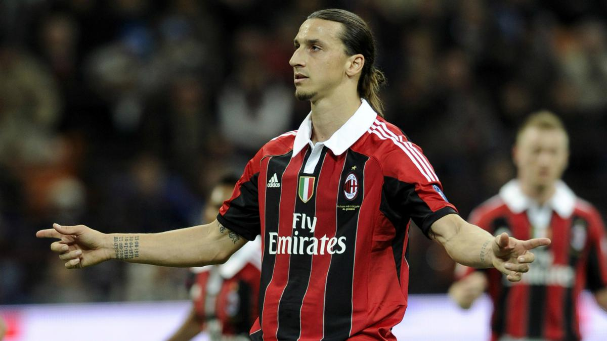 Raiola: Ibrahimovic prepared to talk to AC Milan